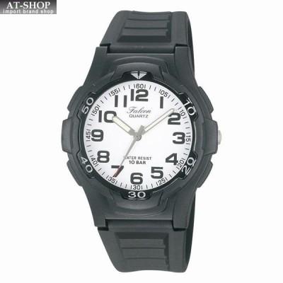 CITIZEN シチズン 腕時計 Q&Q 10気圧防水 メンズ スポーツウォッチ VP84-J851 ホワイト