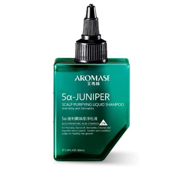 Aromase艾瑪絲 5α捷利爾頭皮淨化液 2%  80ml