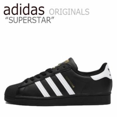 アディダス スーパースター スニーカー adidas SUPERSTAR スーパースター BLACK ブラック WHITE ホワイト EG4959 シューズ