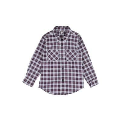 BONTON シャツ ブルー 4 コットン 100% シャツ
