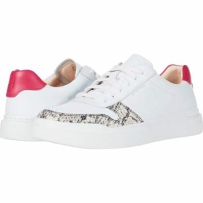 コールハーン Cole Haan レディース スニーカー シューズ・靴 Grandpro Rally Court Sneaker Optic White/Corolla Natural