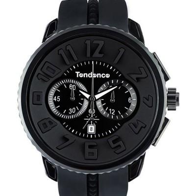 腕時計 Tendence テンデンス GULLIVER ROUND CHRONOGRAPH ガリバーラウンド クロノグラフ TG460010 腕時計