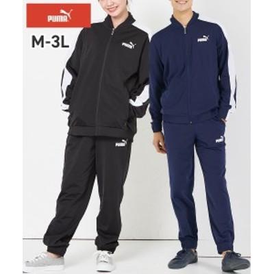 スポーツウェア 上下セット メンズ プーマ 588961 BASEBALL トレーニングスーツ ユニセックス 01プーマブラック/06ピーコート M/L/LL/3L