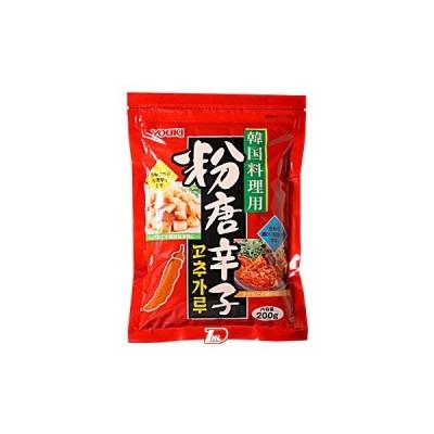 韓国料理用 粉唐辛子 ユウキ食品 200g