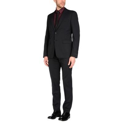 プラダ PRADA スーツ ダークブルー 50 バージンウール 97% / ポリウレタン 3% スーツ