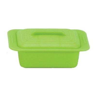 シリコンスチーマー ウノ レタスグリーン 59629 ViV(ASTK203)8-0233-0103 キッチン、台所用品