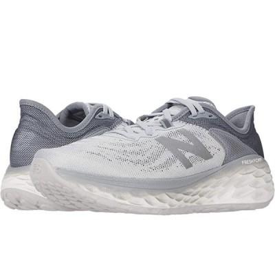ニューバランス Fresh Foam More v2 メンズ スニーカー 靴 シューズ Light Aluminum/Steel