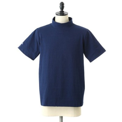 BARBARIAN  [ バーバリアン ] / GCNBMN S/S PSE (カットソー モックネック Tシャツ 半袖) 1537402-PSE-14