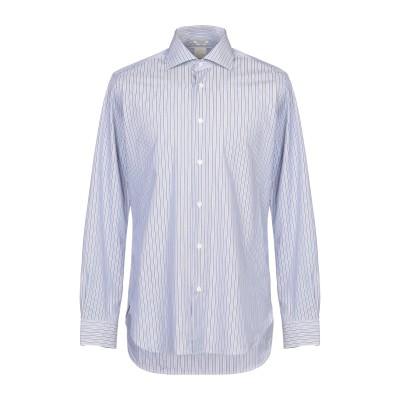 1958 THE SARTORIALIST シャツ ブルー 42 コットン 100% シャツ