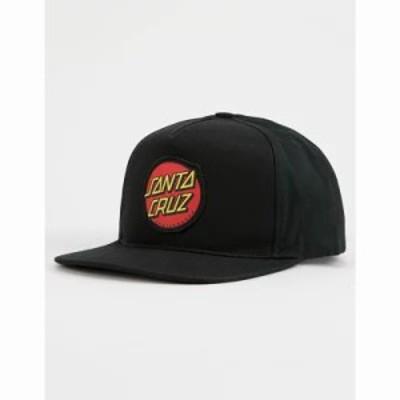 サンタクルーズ キャップ Classic s Snapback Hat Black