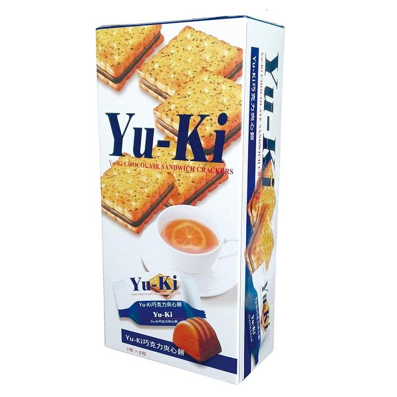 Yu-Ki 巧克力夾心餅