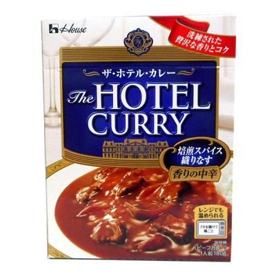 ハウス ザ・ホテル・カレー香りの中辛180g【イージャパンモール】