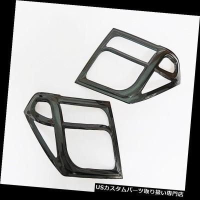 USヘッドライトカバー 日産ナバラD40用ヘッドライトカーボントリムペアカバー2005-09 06 07 08ピックアップ  COVER HEAD L