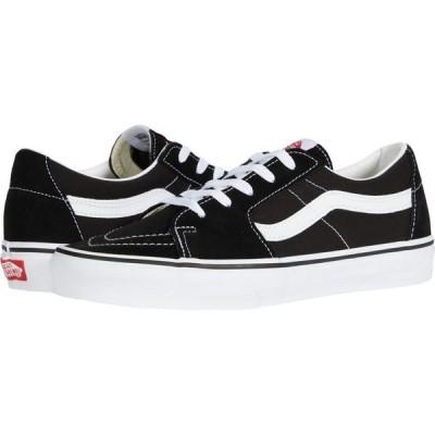 ヴァンズ Vans メンズ シューズ・靴 SK8-Low(TM) Black/True White