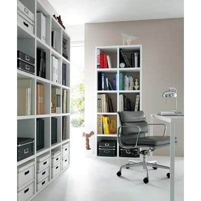 家具 収納 本棚 ラック シェルフ 飾り棚 Pombal/ポンバル シェルフ 3連セット 高さ187cm H06307