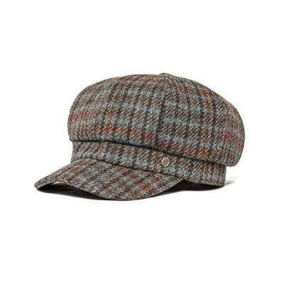 VOBOOM 8パネル ウールツイード ニュースボーイ ギャツビー アイビーキャップ ゴルフ タクシー運転用帽子