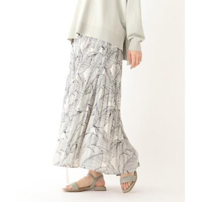 OPAQUE.CLIP / マジョリカプリーツマキシスカート WOMEN スカート > スカート