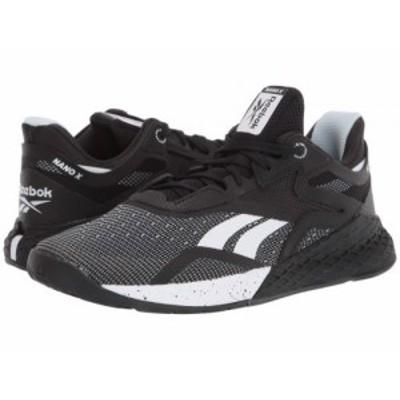 Reebok リーボック レディース 女性用 シューズ 靴 スニーカー 運動靴 Nano X Black/White/Glass Blue【送料無料】
