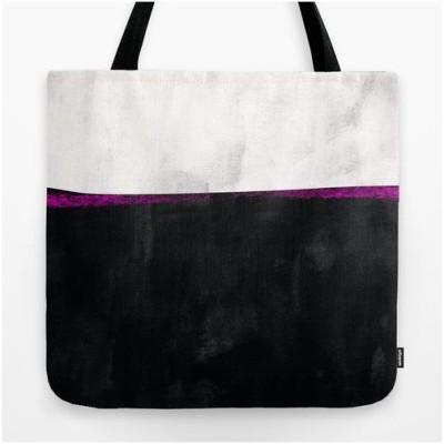ソサエティシックス Society6 ブランド トートバッグ キャンバス デザイナー おしゃれ L:横45.7cm x 縦45.7cm 45×45 軽量 布 エコバッグ