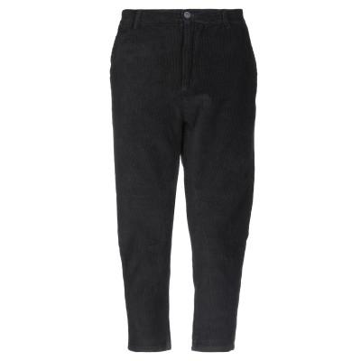MAIN DELUXE BRAND パンツ ブラック 28 コットン 100% パンツ