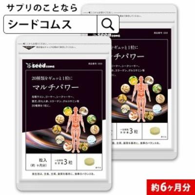 マルチパワー 約6ヵ月分 メール便送料無料 送料無料 美容 【旧商品名:ゼウスJr】 健康食品