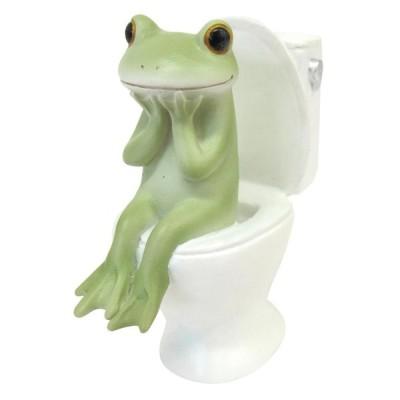 C 予約商品 Copeau(コポー) トイレとカエル 71738