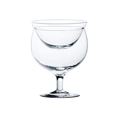 グラス オイスターカクテルトッカータ 約φ9.8×12.9cm 日本製 L