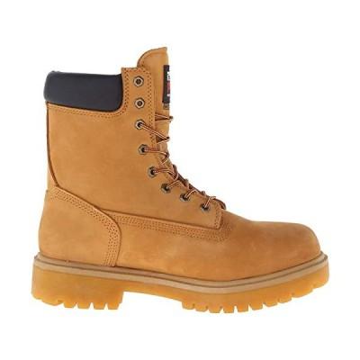 "Timberland PRO Men's Direct Attach 8"" Steel Toe Boot,Wheat,9 M【並行輸入品】"