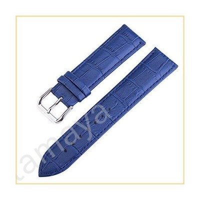 14mm Blue Luxury Girls Ladies Wrist Watch Band Wirstband Bracelet Replaceme