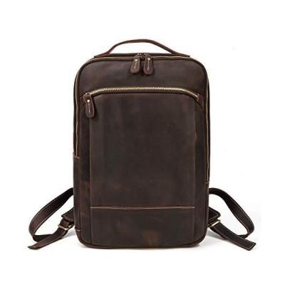 リュックサック メンズ 本革 ビジネスリュック バックパック 大容量 A4対応 通勤 通学 ビジネスバッグ 鞄 バッ