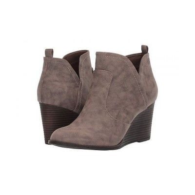 Madden Girl マッデンガール レディース 女性用 シューズ 靴 ブーツ アンクル ショートブーツ Gallore - Taupe Paris