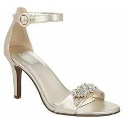 Naturalizer レディースサンダル Naturalizer Kinsley Jeweled Ankle Strap Sa