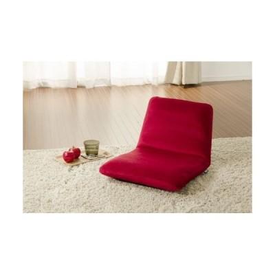 セルタン 日本製 腰楽座椅子/A455a-589RE テクノレッド/Sサイズ