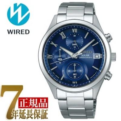 【SEIKO WIRED PAIR STYLE】セイコー ワイアード ペアスタイル ソーラー ペアモデル メンズ 腕時計 AGAD096