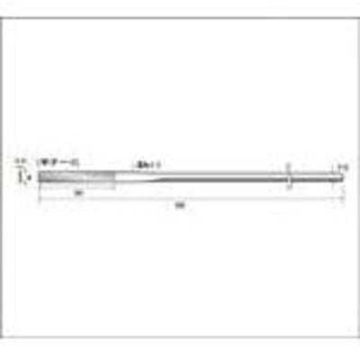 ナカニシ ダイヤモンドヤスリ【57105】(電動工具・油圧工具・マイクログラインダー)