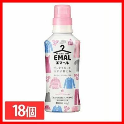 [18個セット]エマールAブーケの香り 本体 花王 KAO エマール ブーケ 洗たく洗剤 おしゃれ着 カタチコントロール洗浄 香り長続き 本体 EMA
