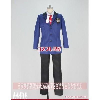 ときめきメモリアル Girl's Side(ときメモ・GSDS) はばたき学園 男子制服 ベスト付き コスプレ衣装