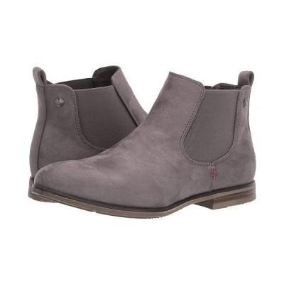 Rieker リーカー レディース 女性用 シューズ 靴 ブーツ チェルシーブーツ アンクル Angel 64 - Grey
