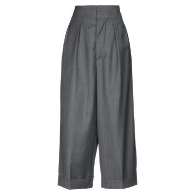 マルニ MARNI パンツ 鉛色 40 バージンウール 100% パンツ