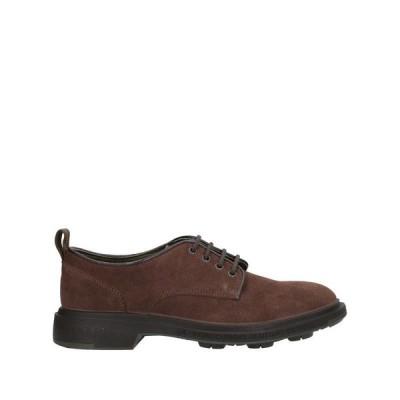 PEZZOL 1951 レースアップシューズ  メンズファッション  メンズシューズ、紳士靴  その他メンズシューズ、紳士靴 ココア