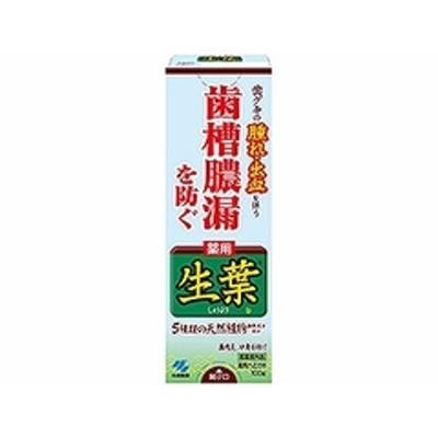 小林製薬 オーラルケア 生葉 100g
