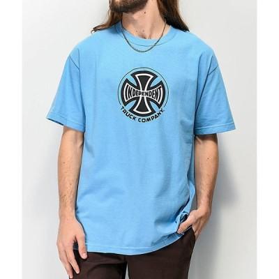 インディペンデント INDEPENDENT メンズ Tシャツ トップス Independent Truck Co. Baby Blue T-Shirt Light/pastel blue