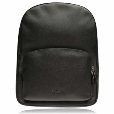 コーチ Coach メンズ バックパック・リュック バッグ Knndy Backpack Sv/Black