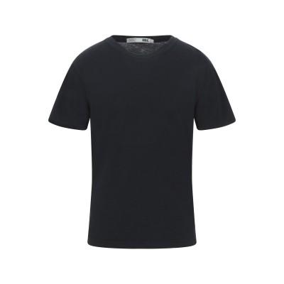 BULK T シャツ ブラック S コットン 100% T シャツ