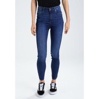 ヴェロモーダ デニムパンツ レディース ボトムス VMSOPHIA  - Jeans Skinny Fit - medium blue