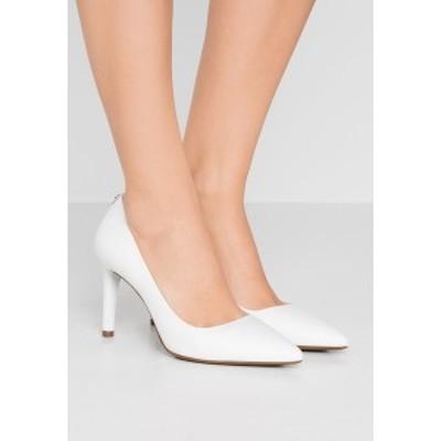 マイケルコース レディース ヒール シューズ DOROTHY FLEX - High heels - optic white optic white