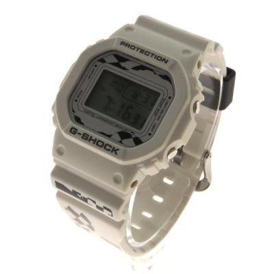 G-SHOCK ×FACETASM デジタル腕時計 ホワイト (フレスポ東大阪店) 200913