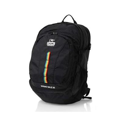 [チャムス] リュック Spring Dale 30L Black Rainbow