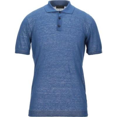 ロベルトコリーナ ROBERTO COLLINA メンズ ニット・セーター トップス Sweater Blue