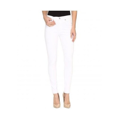 AG Adriano Goldschmied アドリアーノゴールドシュミット レディース 女性用 ファッション ジーンズ デニム Farrah Crop in White - White